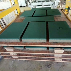 焦作 耐磨地坪用氧化铁绿 彩色沥青路面 彩砖用铁绿着色力强