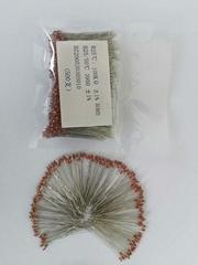 NTC热敏电阻 单端玻璃封转热敏电阻厂家直销