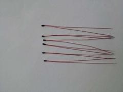 漆包线热敏电阻器 NTC热敏电阻50K