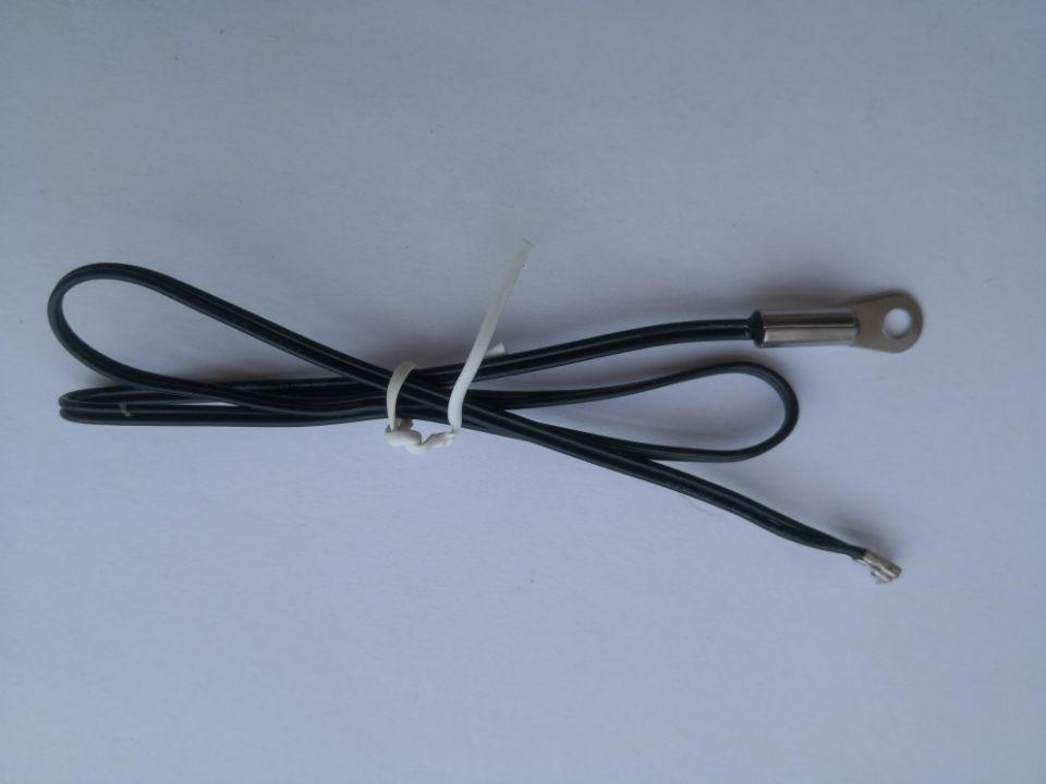 供应表面测试温度探头 NTC热敏电阻温度传感器 打印机热敏探头 3