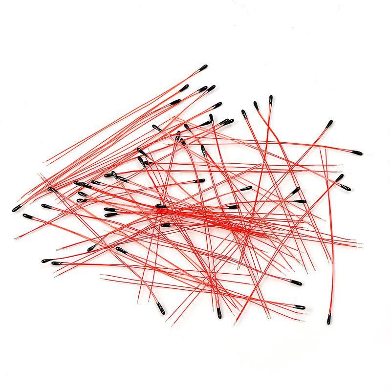 热敏电阻厂家长期供2.252K 10K 电子体温计热敏电阻 3