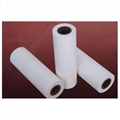 Melt blown non woven fabric for making