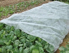 Nonwoven fabric for Agricultural
