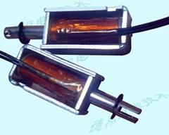 共享設備鎖具推拉式框架電磁鐵