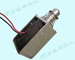 30mm長行程框架推拉式電磁鐵