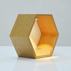 桌面发光灯具  LED发光灯箱