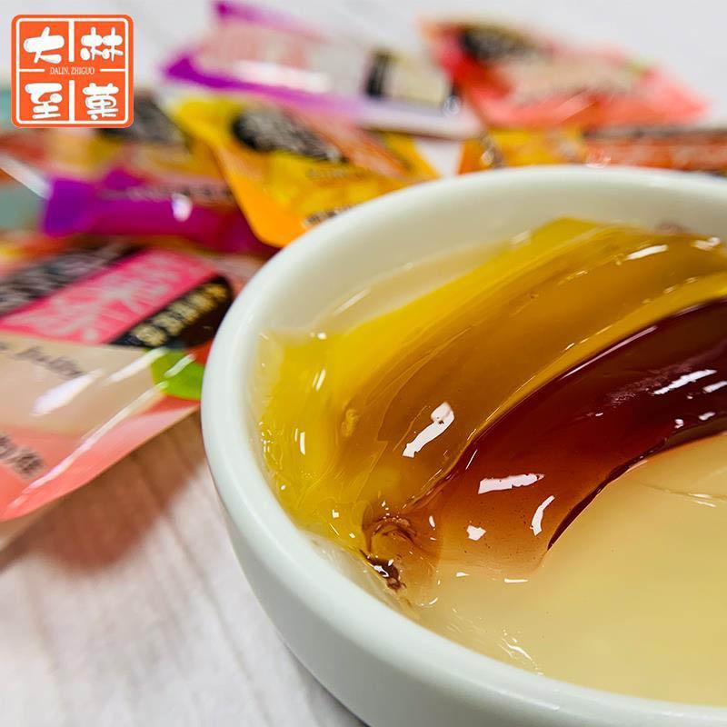 休闲儿童零食大林至菓果汁果冻 1