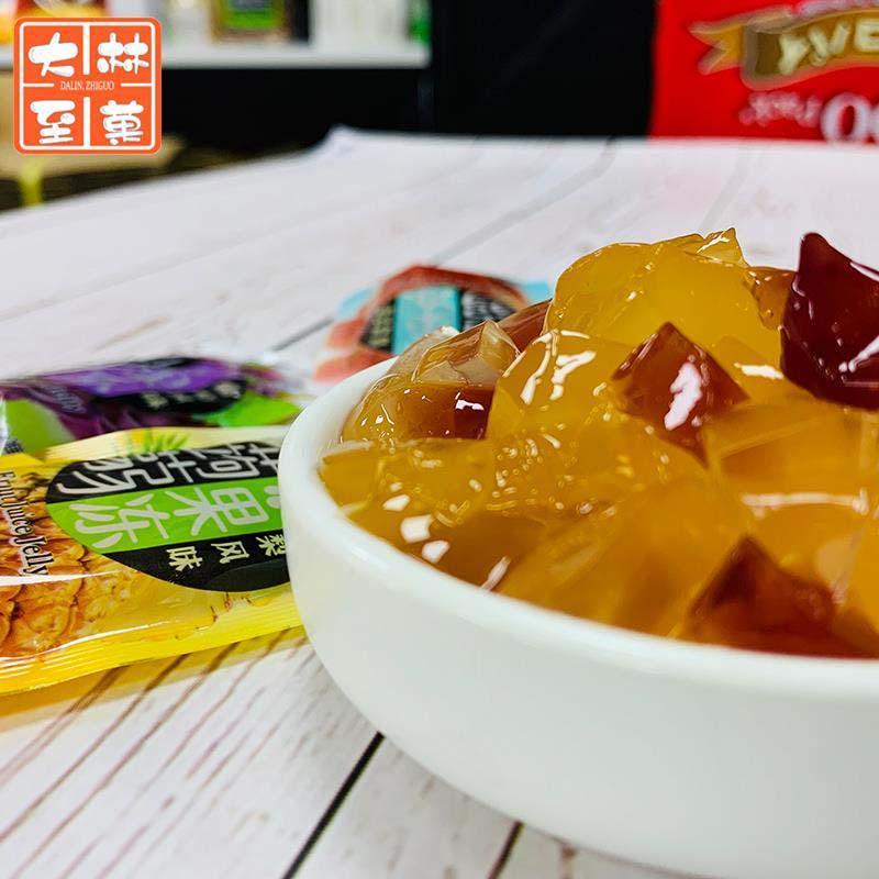 休闲儿童零食大林至菓果汁果冻 2