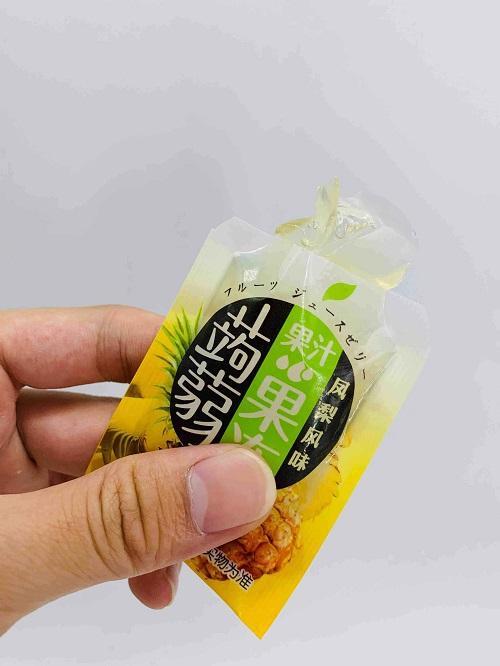 好吃低卡的大林至菓蒟蒻果冻营养又饱腹的小点心 2