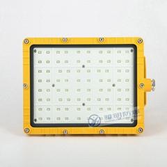 加油站led防爆泛光灯100w 防爆LED棚顶灯100W 免维护节能防爆LED灯100W