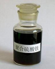 山東三豐生產供應優質水處理藥劑液態聚合硫酸鐵
