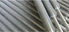 Rolled steel aluminium finned tube