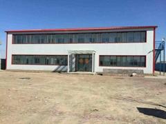陝西咸陽平價新型活動房復合板岩棉彩鋼房