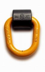 YOKE焊接吊耳 焊接起重吊点 焊接吊点 1T到30T现货供应