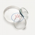 Round Gauge Glass for Observing Liquid