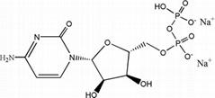 High quality cytidine-5'-diphosphate disodium salt(CDP-Na2) CAS NO.54394-90-0