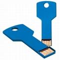 8GB Key Shaped USB Flash Drive with