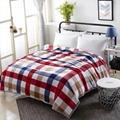 modern coral fleece blanket office nap flannel blanket gift blanket  3