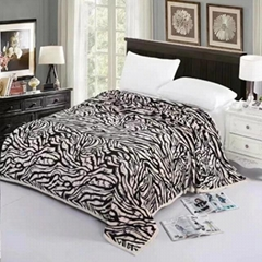modern coral fleece blanket office nap flannel blanket gift blanket