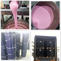 Factory price silicone rubber rtv 2 for