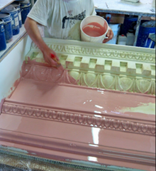 Good quality liquid silicone rubber for gypsum molds making