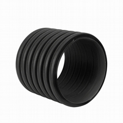 厂家零利润销售HDPE 双壁波纹管发货及时