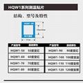 HQW1系列变色测温贴片 电力