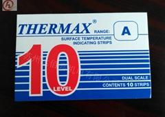 原裝英國THERMAX測溫紙熱