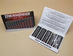 原装 0-50℃、50-100℃ 英国THERMAX可逆测温试纸可逆温度纸