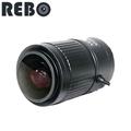 "1/1.7"" 3.8-18mm 12 Megapixel CCTV Lens Surveillance Security Camera Safe City IT"