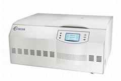 COVID test centrifuge Benchtop Large Capacity Refrigerated Centrifuge