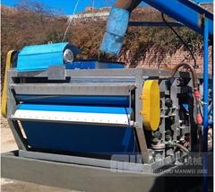 沙场污泥压滤机 污水处理设备