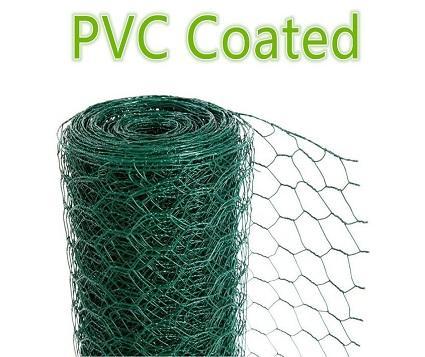 Hexagonal Wire Netting   Ga  anized Welded Mesh supplier  3