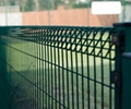 BRC fencing . Roll Top Fence   Roll top