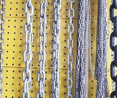 Ordinary Medium Steel Link Chain   Medium Steel Link Chain