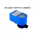 电子计数无线远传阀控防冻水表