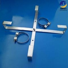 鐵附件光纜金具廠家  OPGW光纜杆用余纜架