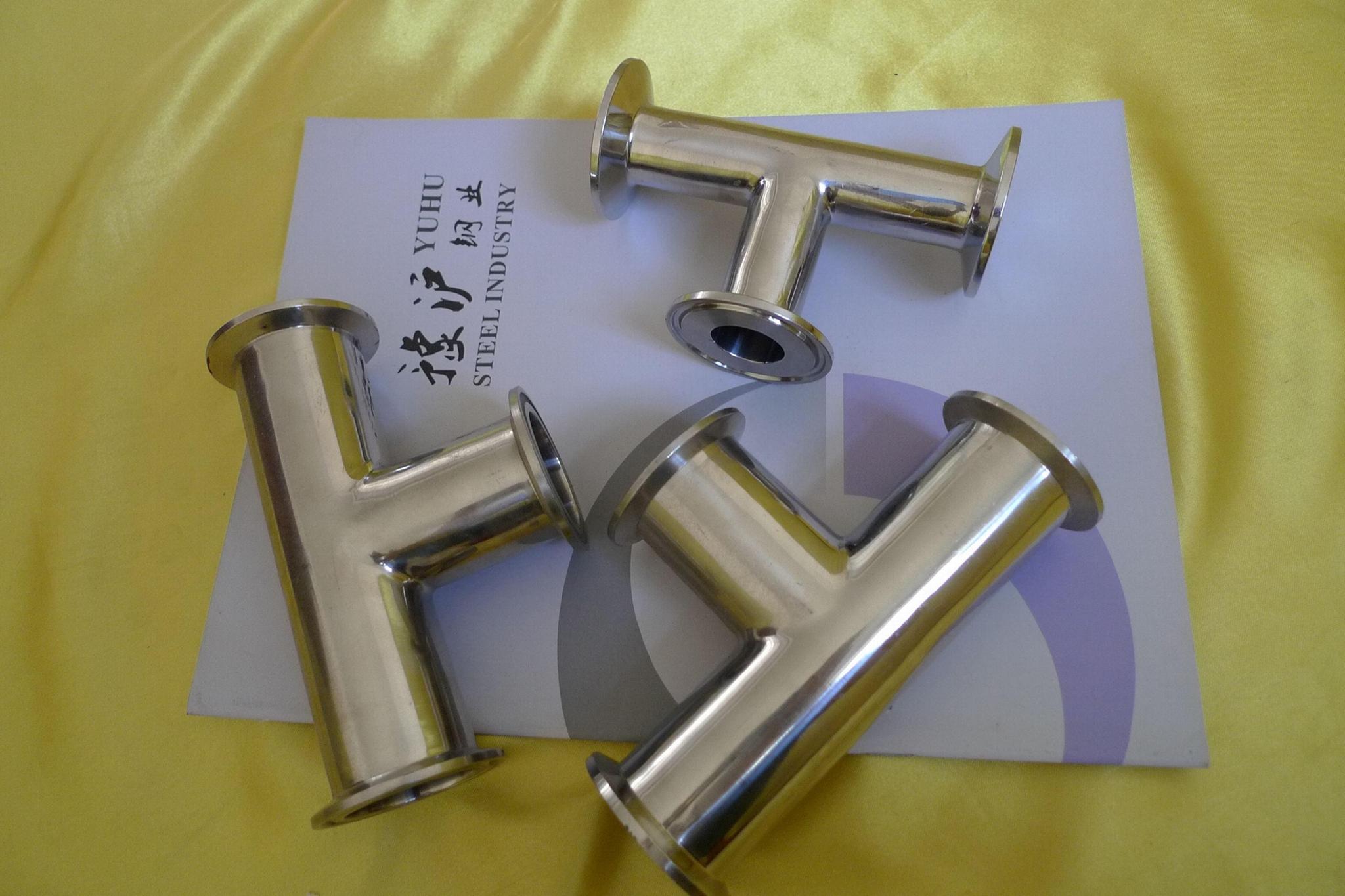 不鏽鋼閥門管件 1