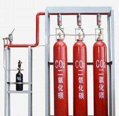 儲罐式低壓二氧化碳滅火系統 安素高壓二氧化碳滅火系統