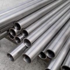 ASTM B861 ASTM B338 Gr1 Gr2 Pure Titanium Tube