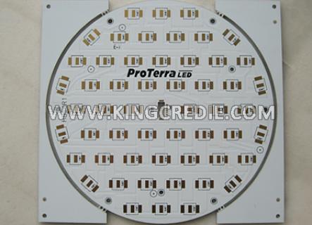 Single Side Aluminum Based LED PCB 1