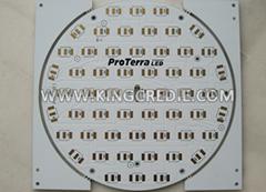 Single Side Aluminum Based LED PCB