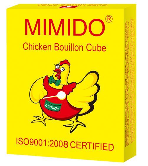 MIMIDO Seasoning Bouillon Cube chicken bouillon cube beef flavor cube shrimp  1