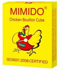 MIMIDO Seasoning Bouillon Cube chicken bouillon cube beef flavor cube shrimp