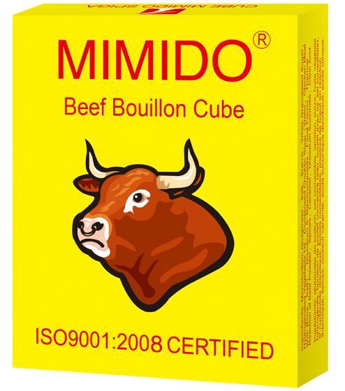 MIMIDO Seasoning Bouillon Cube chicken bouillon cube beef flavor cube shrimp  2