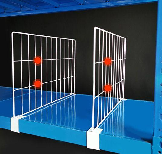 Steel Partition Rack  Wire decking wholesale   Mesh Deck factory    4