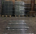 Steel Partition Rack  Wire decking wholesale   Mesh Deck factory    5