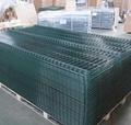 Home Garden Factory Trellis PVC Folding Welded v 3d Wire Mesh Fence for Sale   2