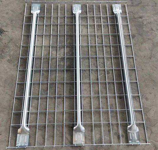 Universal Heavy Duty Rack Mesh Decking Shelf  Heavy Duty Rack Mesh Deck Factory 5
