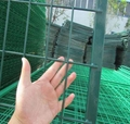 3D Curved Sshape High Security Fence System Railway Metal Wire Fence  3